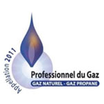 Qualification P.P.C.Z. : Professionnel du Gaz